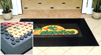 SuperSrape Xpressions Custom Logo Mats