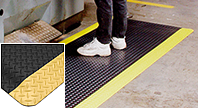 DiamondPlate™ Anti-Fatigue Mats